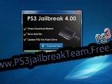SONY PS3 4.00-JB Custom Firmware 4.00-jb NO BRICKING
