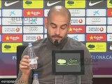 """Guardiola: """"No nos podemos permitir más errores"""""""
