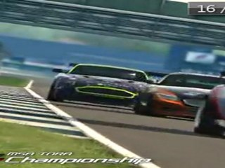 GT24 Round 3 - Indianapolis Motor Speedway