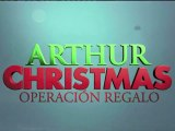 Arthur Christmas - Operación Regalo Spot2 HD [10seg] Español