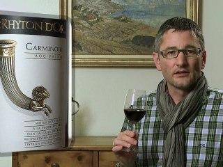 Carmoinoir 2009 Le Rhyton d'Or - Wein im Video