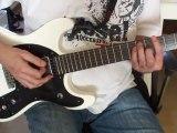 How To Play Ramones Punk Guitar