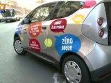Autolib', la voiture en libre-service, démarre ce lundi à Paris
