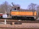 BB 66000 VFLI - Y 7100 - X 4700  à Etang sur Arroux  (71)