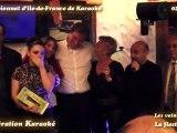 Les vainqueurs - Soirée de sélections du championnat d'île-de-France de karaoké  à La Fista (Le Blanc Mesnil, 93) - Les vainqueurs