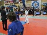 JUDO PIŁA   Dominik Skowyra  Zawody judo U11 30kg Luboń 2011 ,miasto Piła,karate Piła,aikido piła,sport Piła