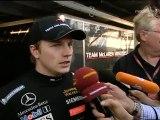 Brazil 2006 Kimi Räikkönen Race Interview