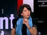 """Corinne Lepage: """"François Hollande a tort"""" de vouloir poursuivre l'EPR de Flamanville"""