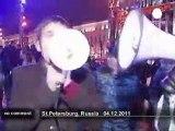 Russie : Des manifestants d'opposition... - no comment