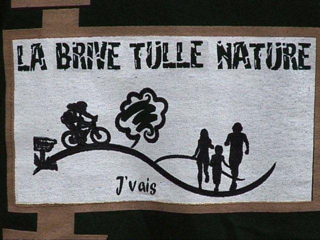TULLE PRESENTATION de LA BRIVE-TULLE NATURE 2012