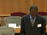 DR TAGA FOSSO Contre Royaume Uni (UK). Parlement Européen. 23 Février 2010. Problème de Discrimination (Pharmaciens Européens)