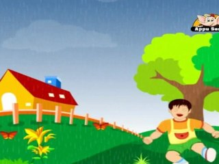 Barish Barish (Rain Rain Go Away) - Nursery Rhyme