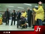 """25e Téléthon : il faut """"remobiliser"""" les français (Annecy)"""