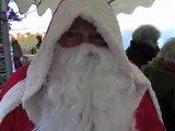 Message du père Noël aux enfants Trélazéen