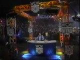 27 mai 1996 : Intrusion de Scott Hall à Monday Nitro