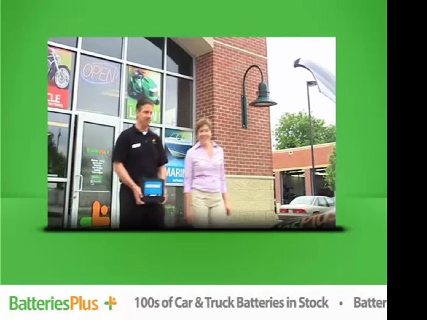 Truck Batteries & Car Batteries - Batteries Plus