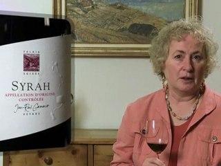 Syrah du Valais 2010 Jean-René Germanier - Wine Tasting