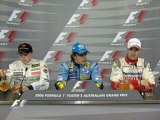 Australia 2006 GP Press Conference Formula One