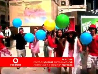 Le stazioni di Milano  Roma piene dei nostri palloncini! Bla Bla!