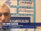 Rugby : changements à la tête de l'Aviron Bayonnais