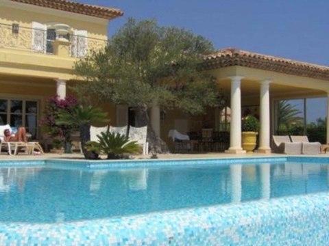 Maison Villa  - Achat Vente Sainte Maxime (83120) - propriete vue mer - N°10321 -immodini