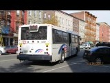 NJT NABI 40-SFW Sound Clip on-board #5297 on the 126 to NY