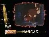 La chaîne Mangas  (2002 - 2005) - Jingle 2ème versions