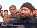 Refugiados sirios viven con temor en Turquía