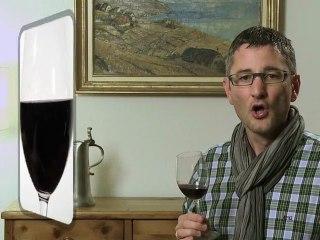 Cayas Syrah du Valais Réserve 2009 de Jean-René Germanier - Wein im Video