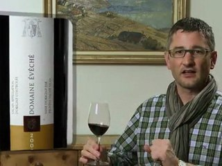 Domaine de l'Evêché 2009 Provins - Wein im Video