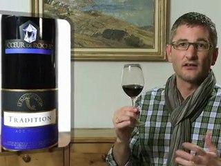 Tradition Coeur de Roche 2008 Le Rhyton d'Or - Wein im Video