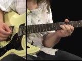 Cours de guitare électrique rock avec Julien Bitoun