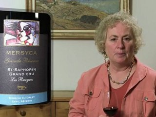 Mersyca Grande Réserve 2009 Domaine du Daley - Wine Tasting