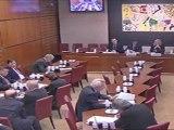07/12/11 Commission des affaires culturelles : formation et recrutement des enseignants