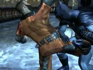 Arkham City Skins Pack de Batman Arkham City