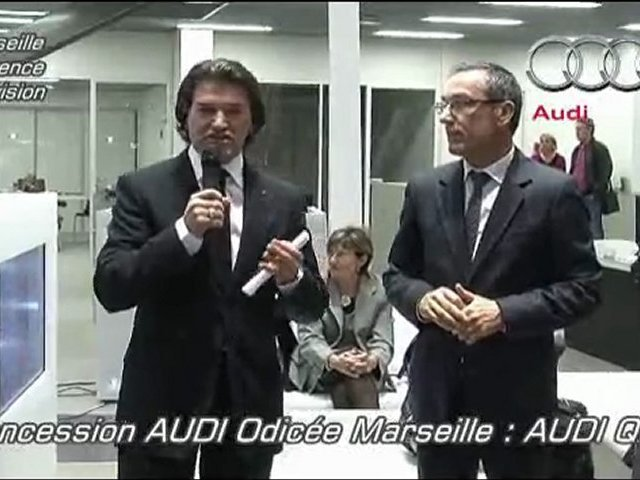 AUDI ODICEE Marseille AUDI Q3
