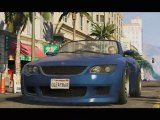 Grand Theft Auto V (Five) First Trailer