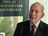 """Michel Camdessus : """"L""""investissement responsable est une des clés de l'économie du XXIe siècle"""""""