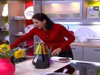 RECETTE choumicha - recette facile : Pain brioché aux foies et pain frangipane