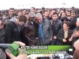 KTÜ'DE HAMSİ ŞÖLENİ 02.12.2011