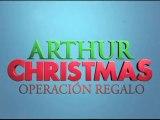 Arthur Christmas - Operación Regalo Spot4 HD [20seg] Español