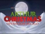 Arthur Christmas - Operación Regalo Spot5 [20seg] Español