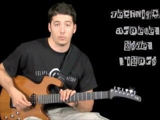 Cours de guitare fusion avec Raphael De Stephano