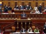 Droit de vote des étrangers: François Fillon dénonce un travail de sape d'un des fondements de la République