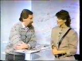 SANDRA - 1987 - INTERVIEW - Wurlitzer ORF, Wien, Austria