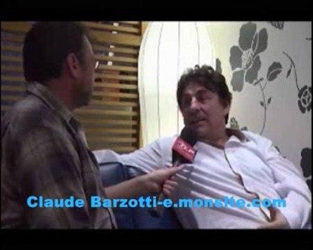 barzotti interview tv TLP promo album Une autre vie Avignon