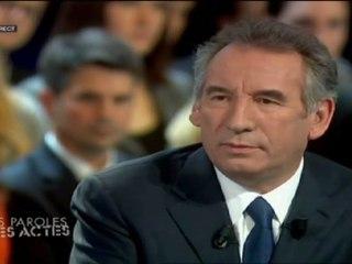 Bayrou revient !