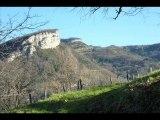 Le Royans de Saint andré-en-Royans a La Presles (38-Vercors nord)