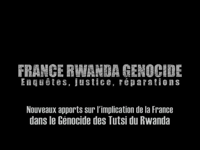 02 France Rwanda Genocide Enquête Justice, Réparations