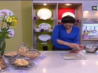 recette CHOUMICHA - Gateau pas cher Fekkas choumicha ou biscotti